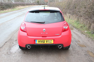 renaultsport clio 200 raider pictures and hands on image 8