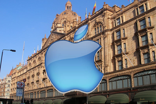 Harrods Apple Store opening its doors for iPad 3 launch?