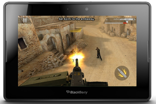 Free games on offer for BlackBerry PlayBook 2 0 users - Pocket-