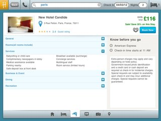app of the day hotels com hd review ipad  image 3