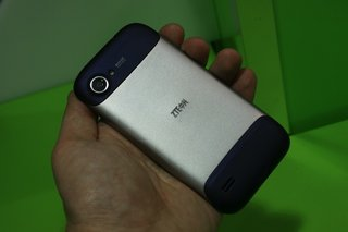 ZTE Era quad-core smartphone pictures and hands-on