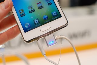 Samsung Galaxy S Wi-Fi 42 pictures and hands-on image 15