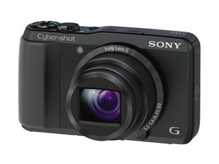 Sony Cyber-shot HX20 and W100X cameras debut with new Advanced Aspherical lens tech