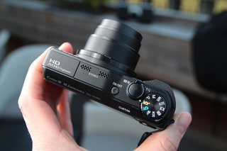 Sony Cyber-shot HX20V pictures and hands-on