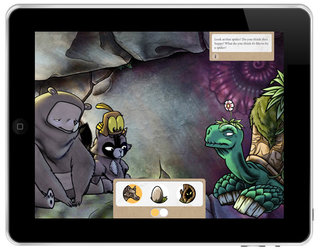 APP OF THE DAY: The Land of Me: Story Time review (iPad)