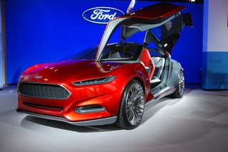 Ford Evos Concept car: more details, more pictures