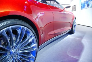 ford evos concept car more details more pictures image 25