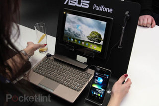 Asus: Tablet hesitaters will want the Padfone - Pocket-lint