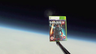 Mass Effect 3 is out of this world, literally (video)