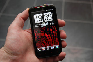 Hands-on: HTC Sensation XE Ice Cream Sandwich review