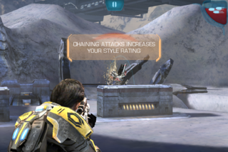app of the day mass effect infiltrator review ios  image 2