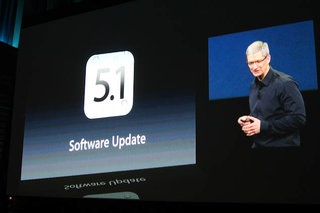 Apple iOS 5.1 available now