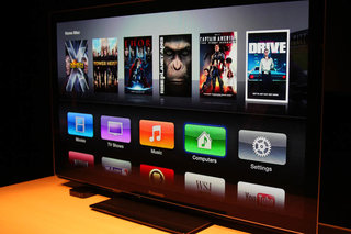 apple tv hardware and new interface pictures and hands on image 2