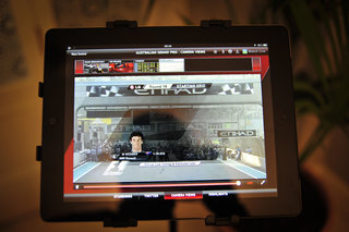 sky sports for ipad f1 pictures and hands on image 6
