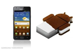 Samsung Galaxy S II Android 4.0 Ice Cream Sandwich update starts, UK gets it from 19 March