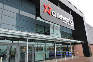 Cineworld is UK's first cinema chain to scrap online booking fees
