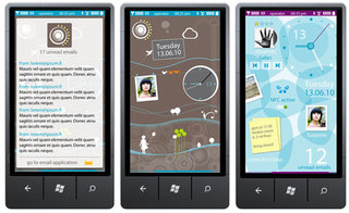 Nokia Windows Phone design concepts show company was keen to change UI
