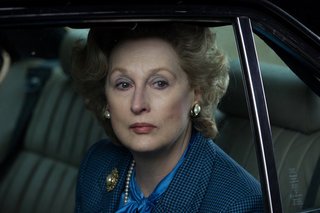 Russian reviewer raves over redubbed The Iron Lady pirate copy