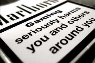 US bill calls for cigarette-style warning signs on games
