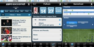 app of the day espnsoccernet review iphone  image 1
