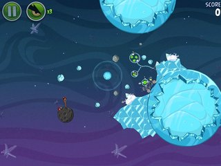 app of the day angry birds space review ipad iphone android mac pc  image 4