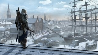 Assassin's Creed III screens and in-depth preview
