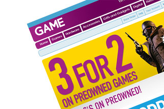 GAME websites re-open as RBS buy-out imminent