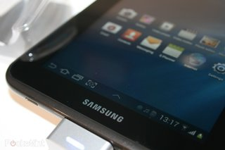 Samsung Galaxy Tab 2 delayed
