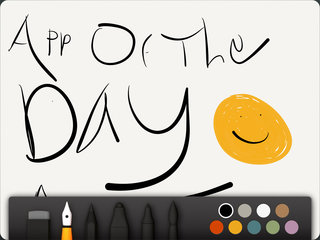 APP OF THE DAY - Paper by FiftyThree review (iPad)