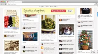 Pinterest is now third most-popular social networking site
