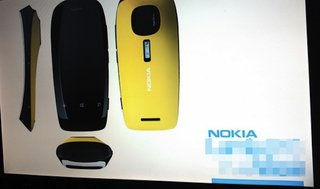 Images emerge of another Nokia 41-megapixel phone