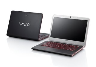 Sony VAIO E Series 14 laptop sports hand gesture control