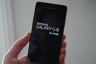 Vodafone Samsung Galaxy S II Ice Cream Sandwich starts 12 April
