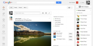 Google+ gets new look, new features