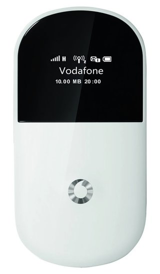 Vodafone Mobile Wi-Fi R205 device now even faster