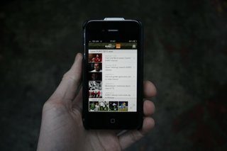 Orange and UEFA starts to bang the Euro 2012 drum with multiplatform app