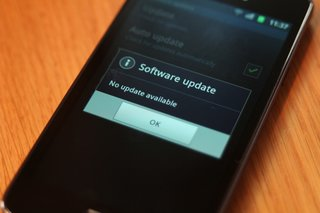 Vodafone Samsung Galaxy S II Ice Cream Sandwich delayed