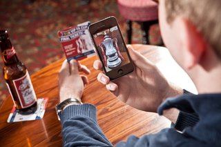 Lift the FA Cup with augmented reality app