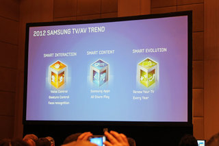 New Samsung super luxury TV in the works, details to be revealed at IFA 2012