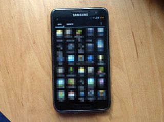 New Samsung Galaxy S III picture leaked...Worst one yet?