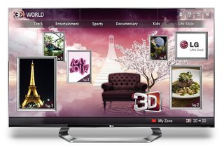LG CINEMA Smart TVs get 3D content boost