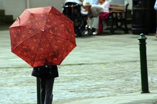 Best umbrellas for April, May, June...any showers whatsoever
