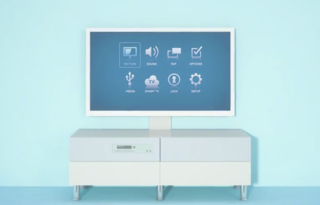 Ikea Uppleva is a TV, TV stand, MP3 player and more