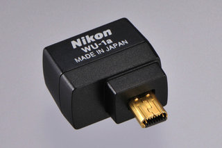 WU-1a: Nikon DSLR remote control via Android, iPhone coming