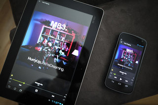 Spotify for Android 4 pictures and hands-on