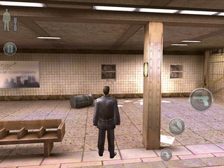 app of the day max payne mobile review ipad iphone  image 2