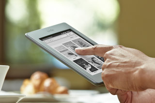 UK Kindle Touch starts shipping week early
