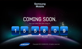 Samsung teases The Next Galaxy device with countdown site