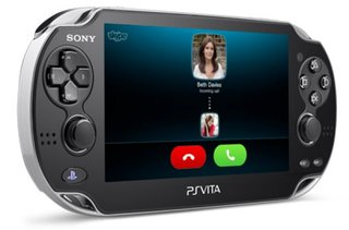 Skype for PS Vita confirmed, launches in UK on Wednesday