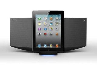 Sony CMT-V758BTiP dock for iPhone and iPad unveiled